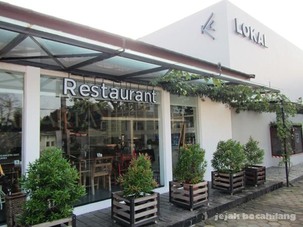 LOKAL Restaurant - Jogja
