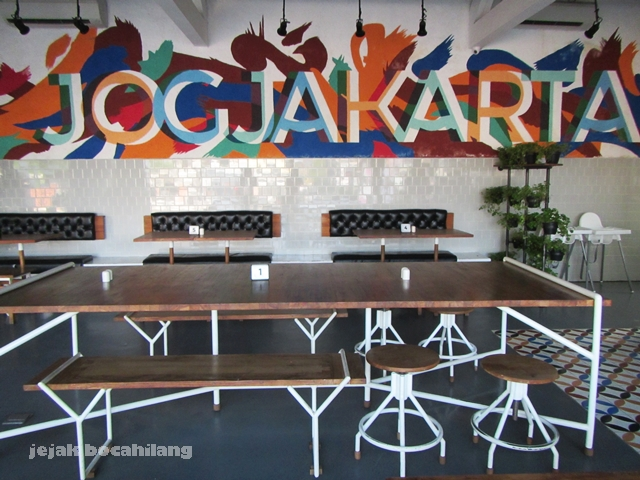 welcome to Restaurant LOKAL