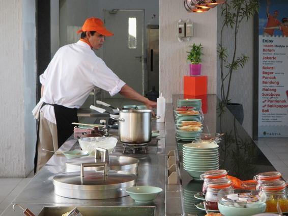cuisinetainment