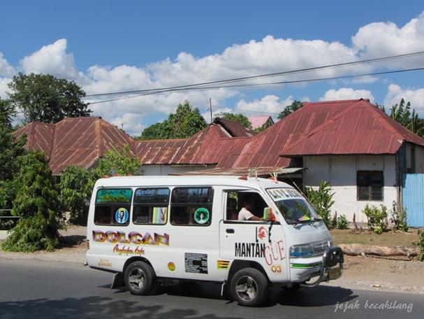 bemo, angkutan umum Kupang