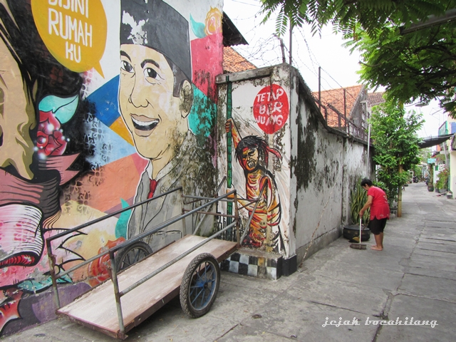 Gang Pandean IV, Surabaya