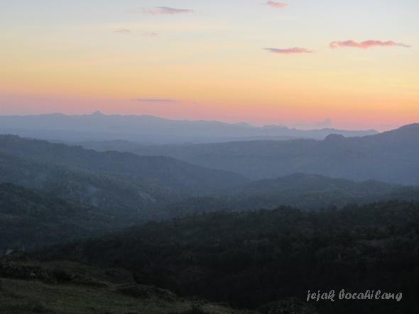sunset di Kilo 12