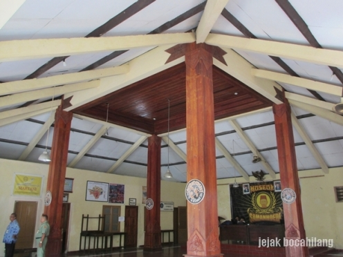 Museum Samanhudi di Kelurahan Sondakan