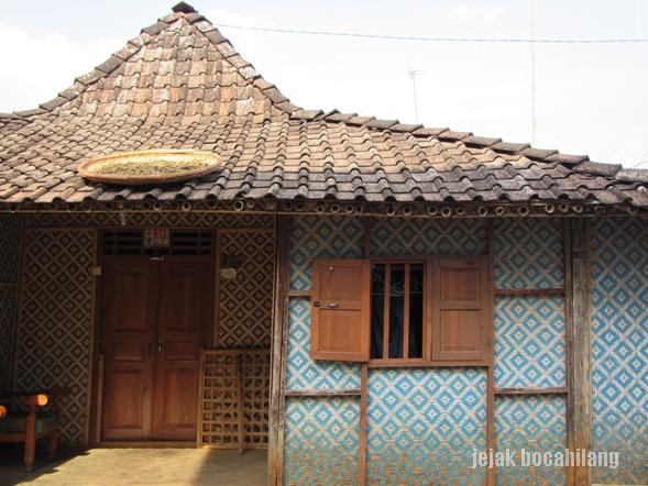 rumah di Desa Walen