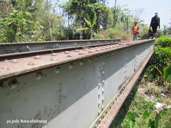 jembatan jalur Jambu-Ambarawa
