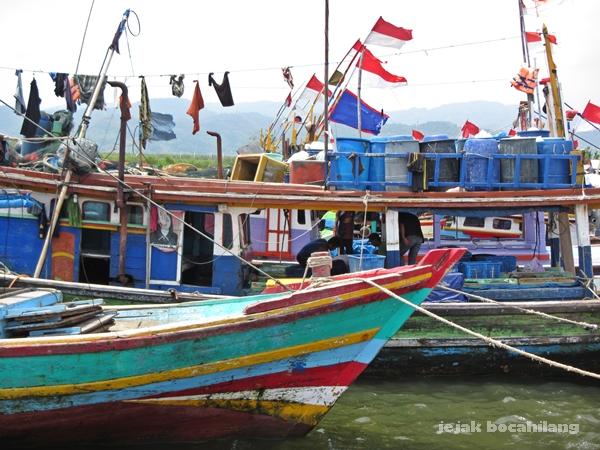 Dermaga Pelelangan Ikan - Teluk Betung