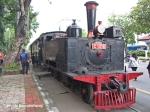 Kereta Uap C1218 - Kereta Wisata Jaladara