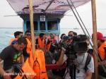 kapal nomor 11 menuju Krakatau