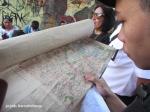 melihat peta lama jalur kereta api Jawa Tengah