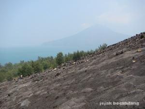 Pulau Rakata - Gunung Anak Krakatau