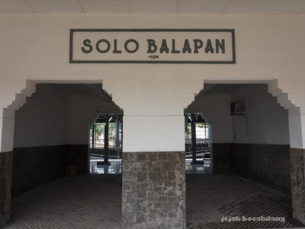 Stasiun Solo Balapan