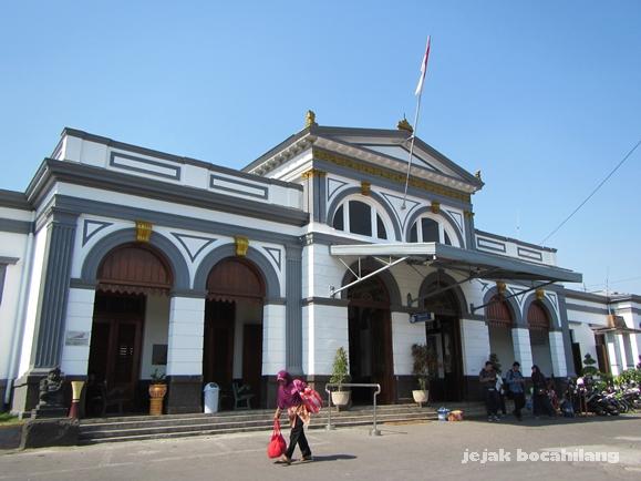 Stasiun Jebres