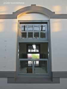 interior Stasiun Purwosari