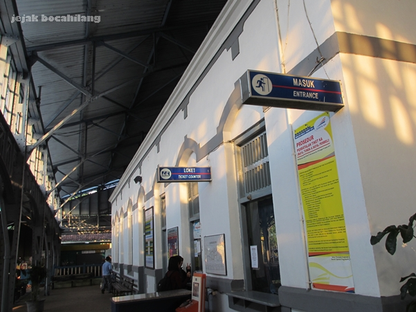 Stasiun Purwosari Solo