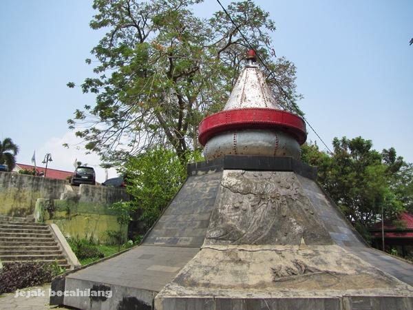 Taman Dipangga - Titik Nol Bandar Lampung