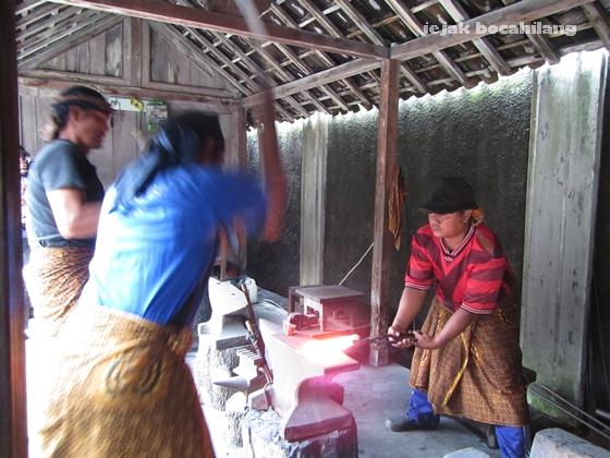 pembuatan tosan aji