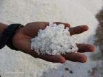 kristal garam di Krampon
