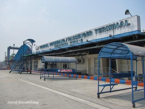 Terminal Penumpang Pelabuhan Tanjung Priok
