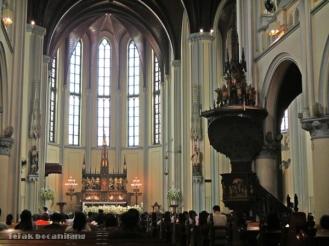 altar Gereja Katedral
