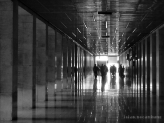lorong Masjid Istiqlal
