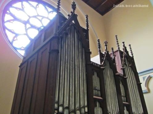 orgel Gereja Katedral Jakarta