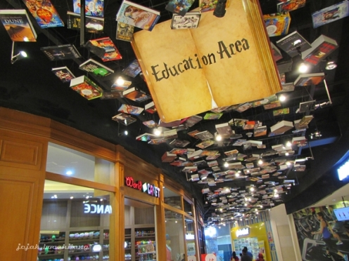 Education area - AEON Mall