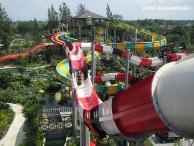 Volcano Coaster Jogja Bay