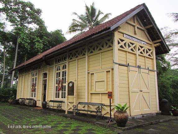 kondisi Stasiun Mayong sekarang