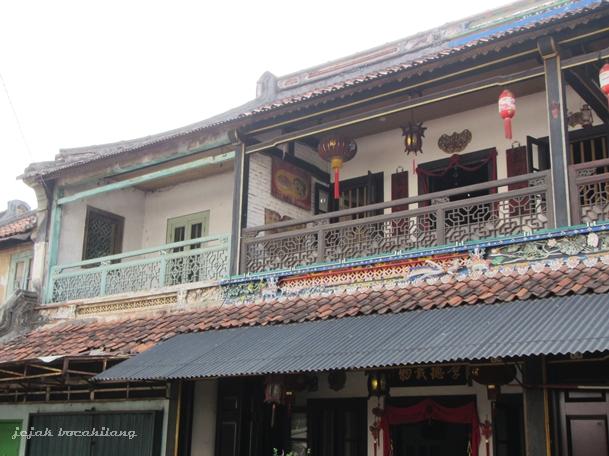 Museum Benteng Heritage dari luar