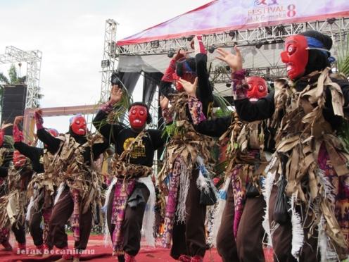 Sekura - Festival Teluk Semaka 2015