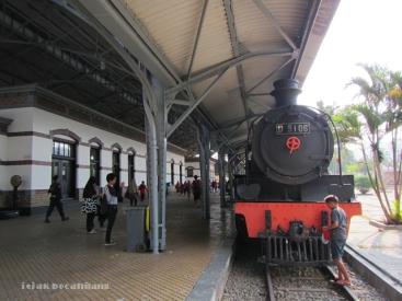 Museum Kereta Api Ambarawa
