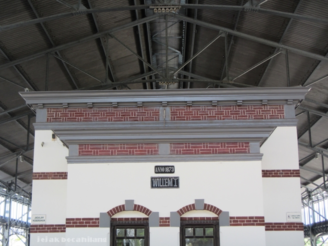 Stasiun Willem I ANNO 1873