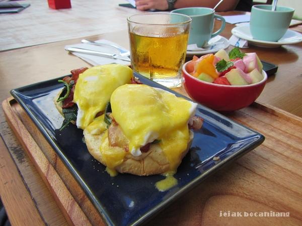 Miura style breakfast