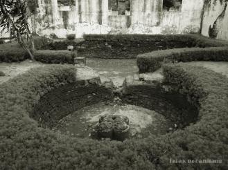umbul ( mata air ) di situs Warungboto