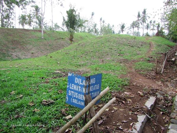 Benteng tanah Pugungraharjo
