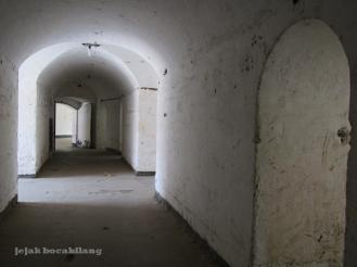 koridor Benteng Van Der Wijck