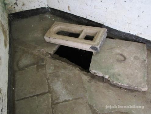 bunker Benteng Van Der Wijck