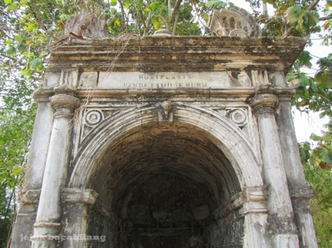 kerkhof Gombong
