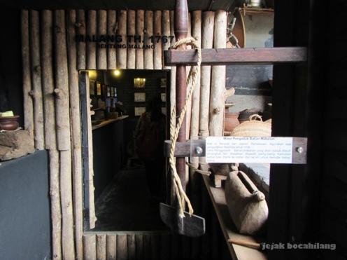 lorong waktu Malang 1767