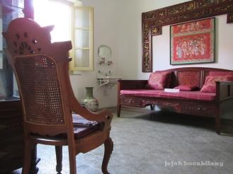 kamar tidur di Roemah Martha Tilaar
