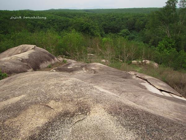 Taman Wisata Batu Granit, Lampung Selatan