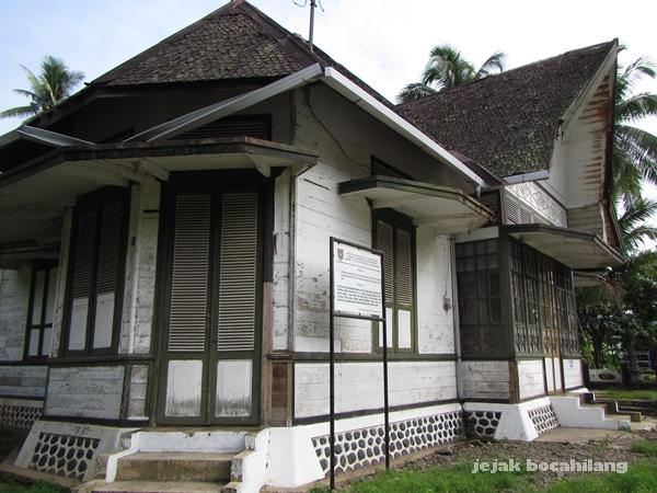 Rumah Perjuangan Desa Karang Jawa