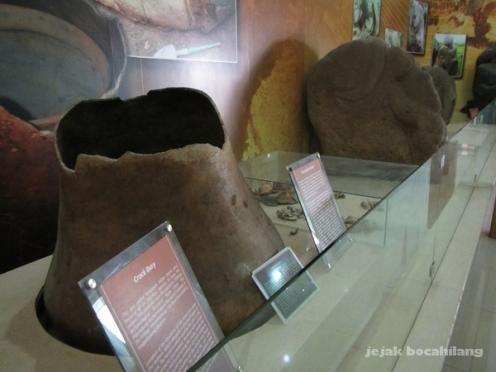 koleksi Museum Balaputeradewa