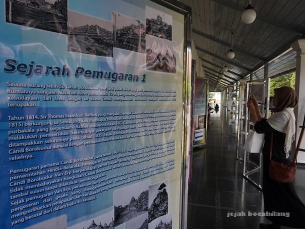 pameran Foto Borobudur di Benteng Vredeburg