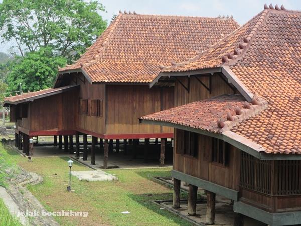 Rumah Limas khas Sumatera Selatan