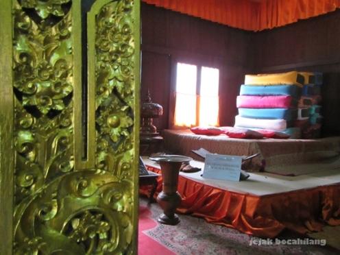 kamar pengantin Palembang