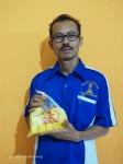 Pak Purwanto, wakil dari kelompok pengusaha Tahu Kalisari
