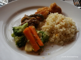 breakfast Hotel Batiqa Cirebon