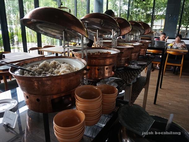 menu breakfast di Hotel Batiqa Cirebon