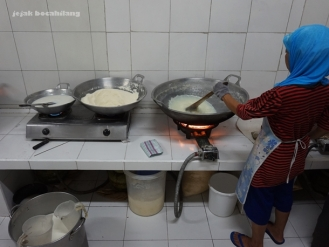 pengolahan susu cair menjadi susu bubuk